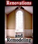 Renovations and Remodeling